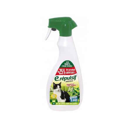spray répulsif chat