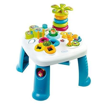 table de jeux bébé