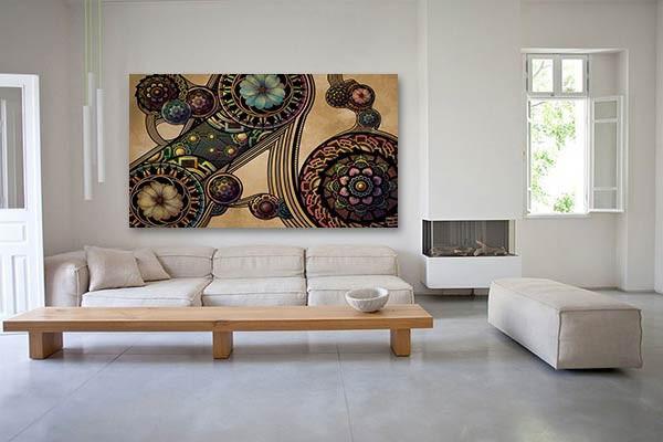 tableau decoration interieur