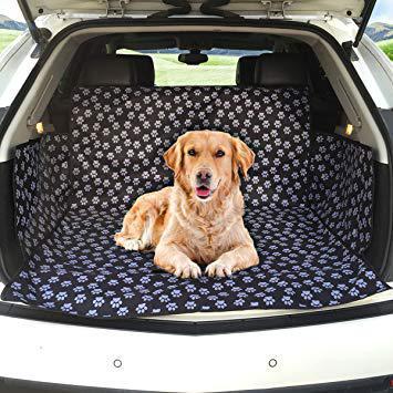 tapis de coffre pour chien