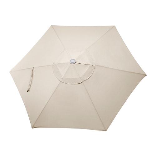 toile de parasol seule