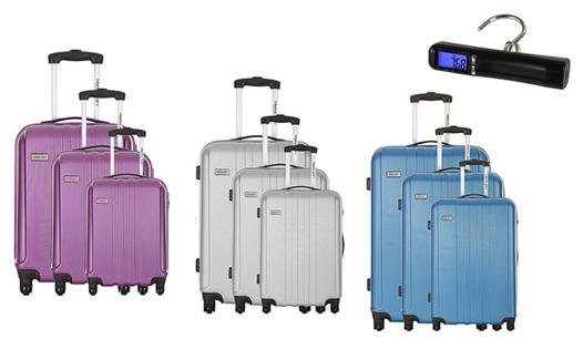 valise abs travel one