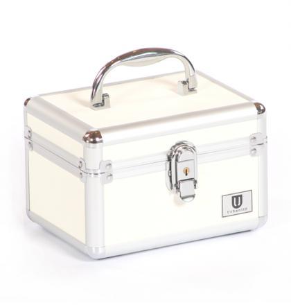 white vanity case