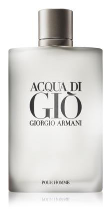 acqua di gio 200 ml