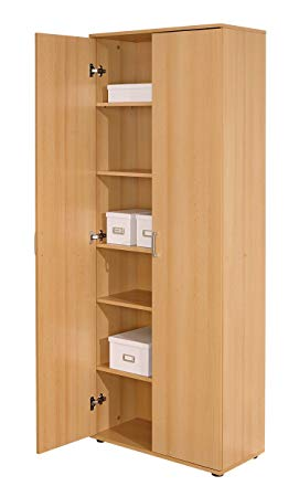 armoire avec etagere