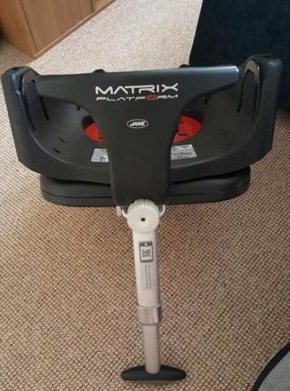 base isofix matrix