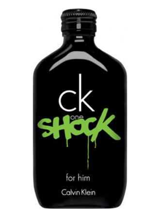 calvin klein shock