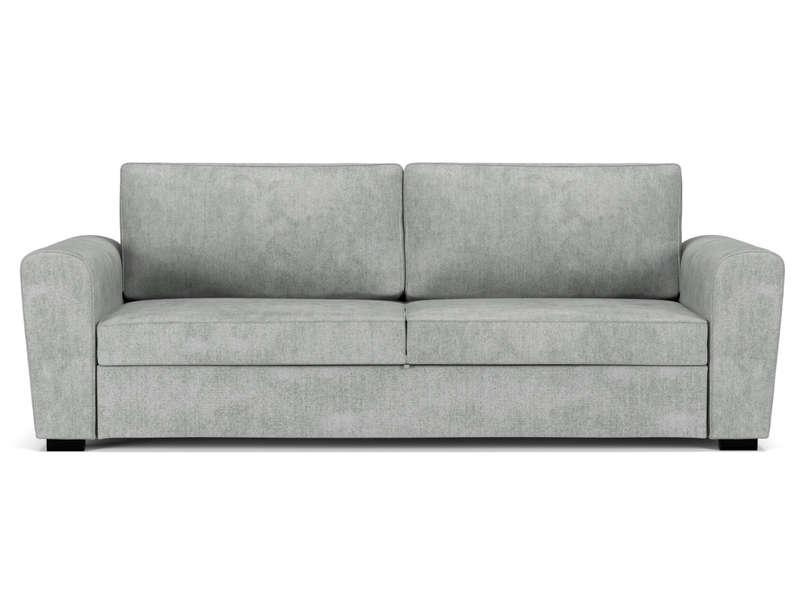 canapé gris 3 places
