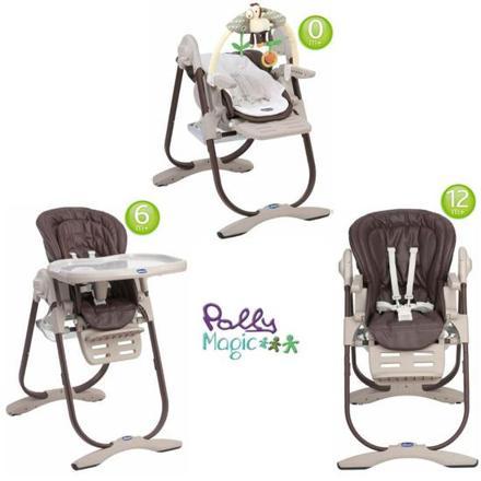 chaise haute 3 en 1 chicco