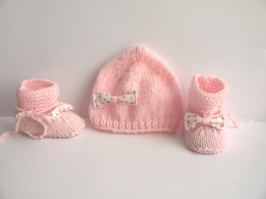 chausson naissance fille