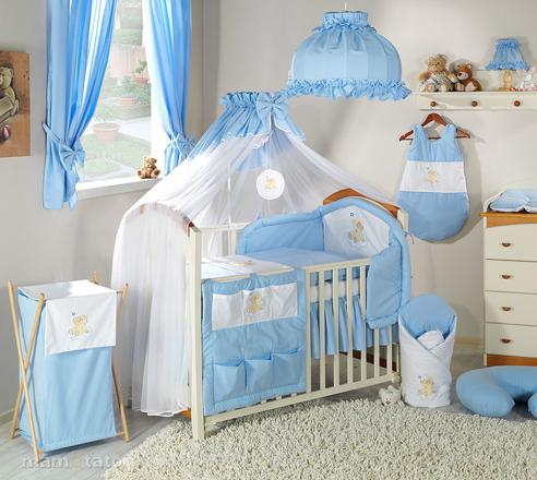 décoration lit bébé