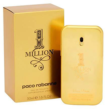 eau de toilette 1 million