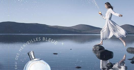 eau des merveilles bleue