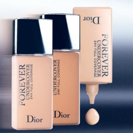 forever undercover dior