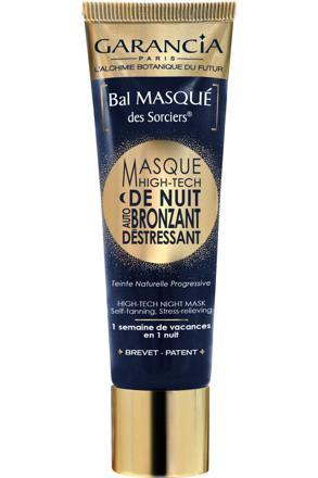 garancia masque de nuit bronzant