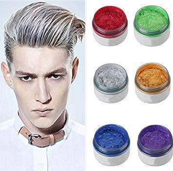 gel colorant cheveux