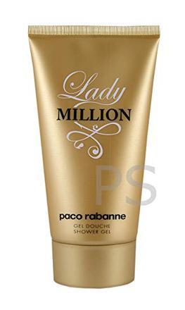gel douche one million