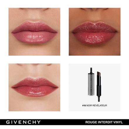 givenchy rouge interdit