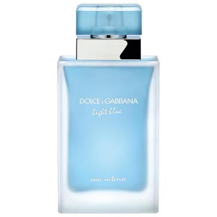 light blue eau intense
