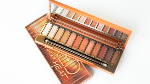 palette heat urban decay