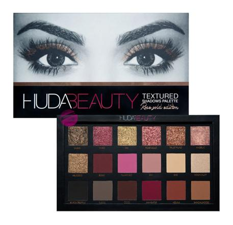 palette maquillage huda beauty