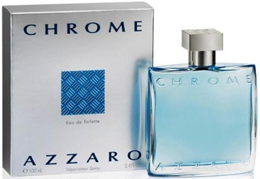 parfum azzaro chrome