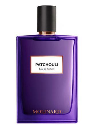 parfum patchouli molinard