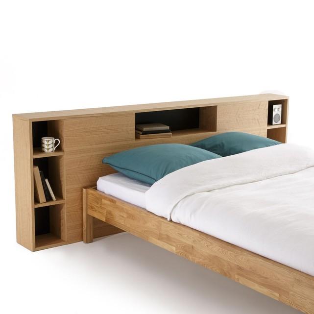 tete de lit avec tablette