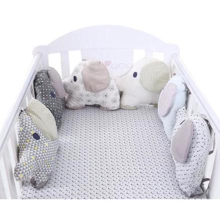 tour de lit elephant