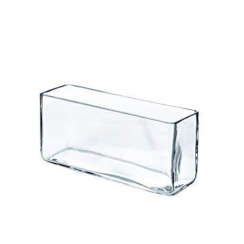 vase rectangulaire