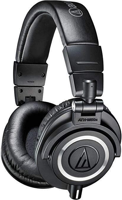audio technica ath m50x