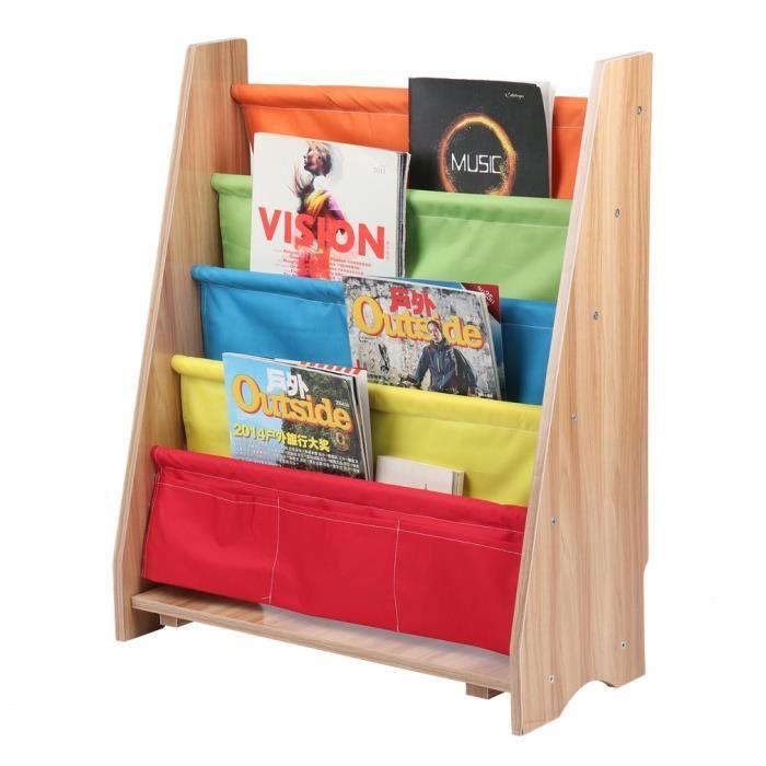 bibliothèque enfant meuble