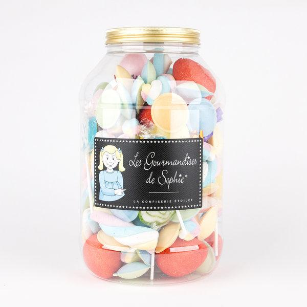 bocal bonbon