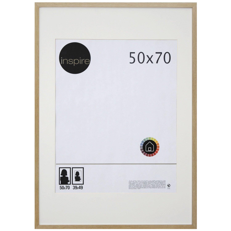 cadre bois 50x70