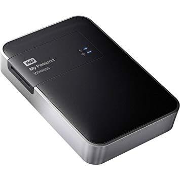 disque dur externe wifi