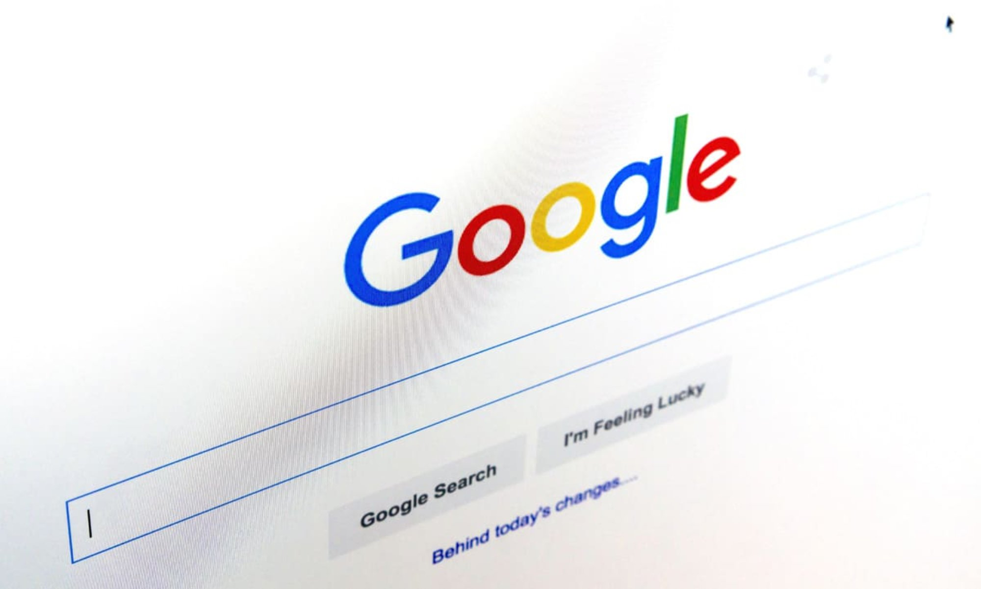 google aurait