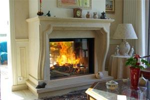 insert de cheminée
