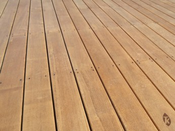 lames terrasse bois