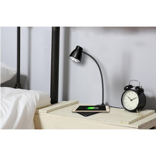 lampe chargeur induction