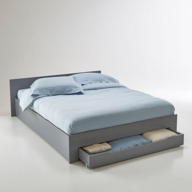 lit 2 personnes avec sommier