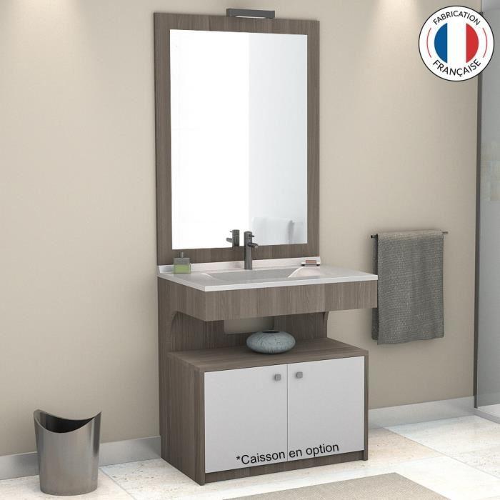 meuble avec vasque salle de bain