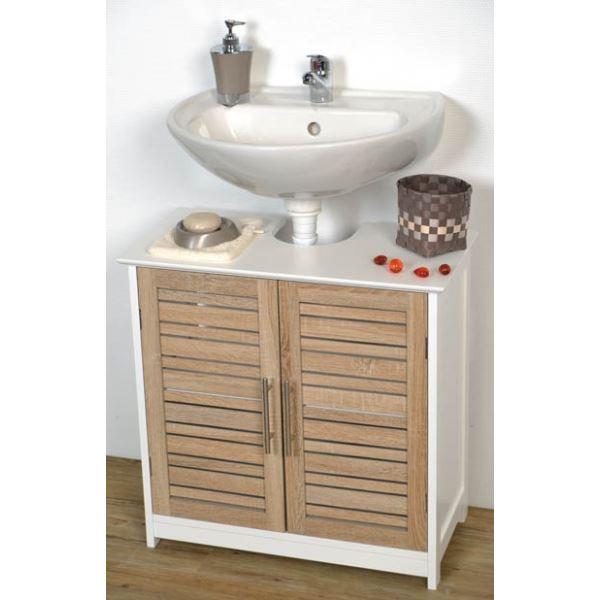 meuble de salle de bain sous lavabo