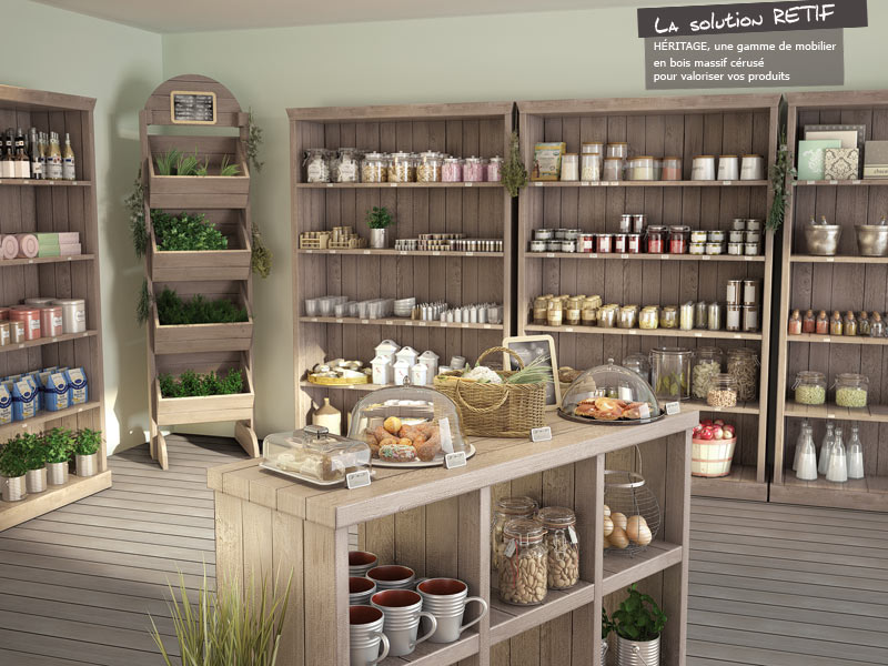mobilier professionnel magasin