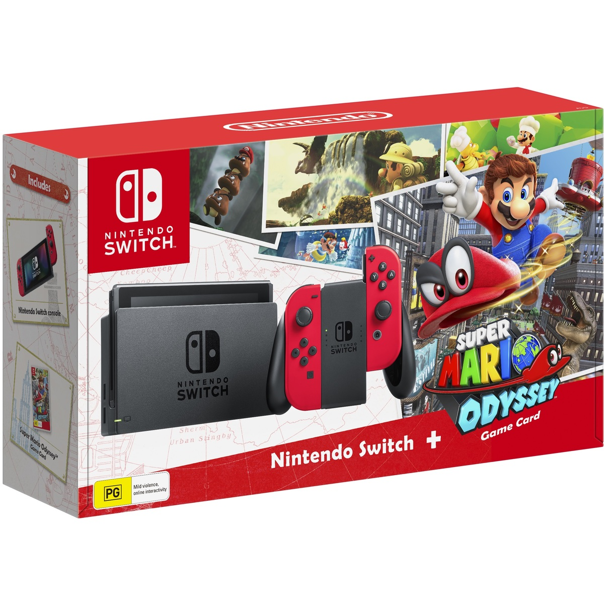 pack switch mario odyssey