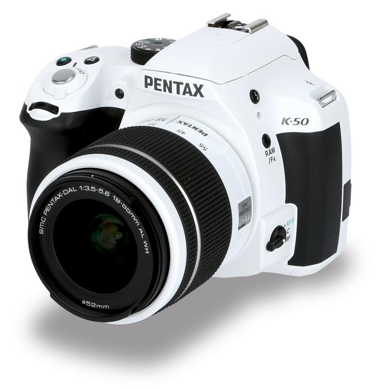 pentax k50