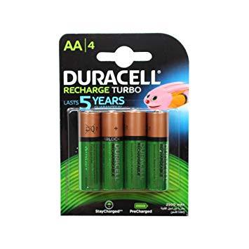 pile rechargeable aa