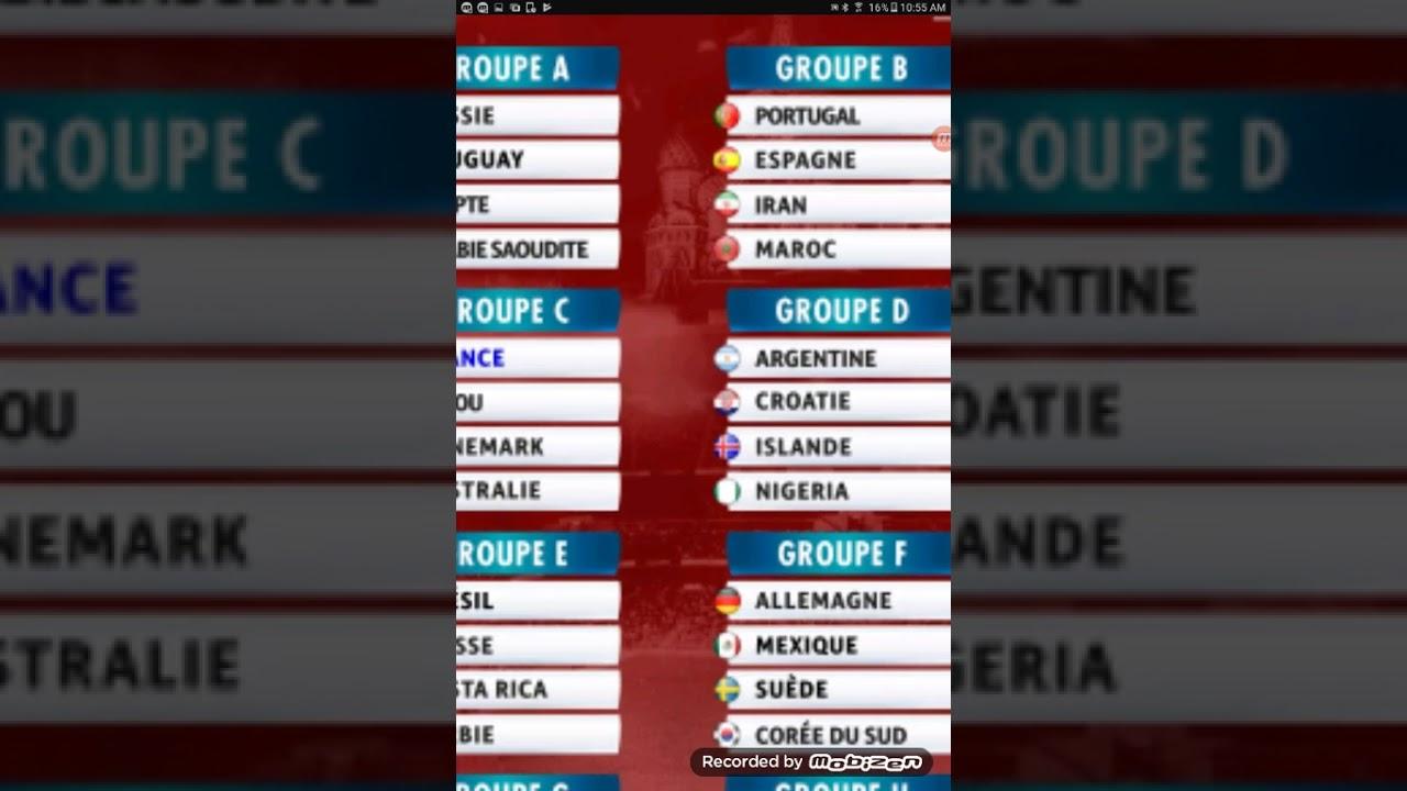 prediction coupe du monde 2018