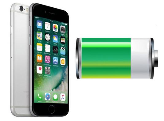 probleme batterie iphone 6