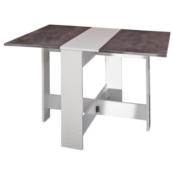 table a manger pliable