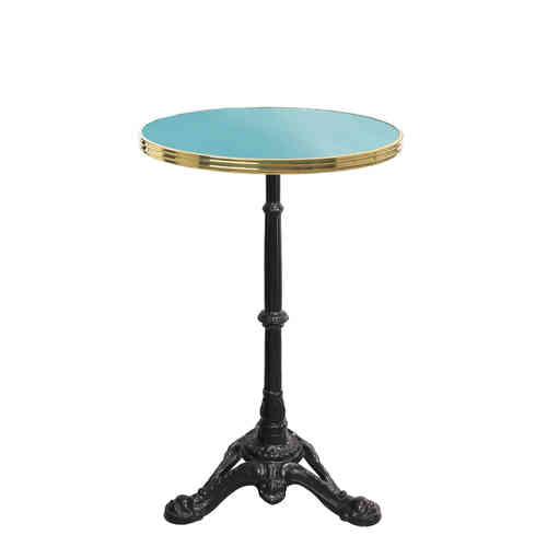 table bistrot exterieur